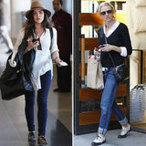 9 Stylish Celeb-Approved Ways to Don Chic Oxfords