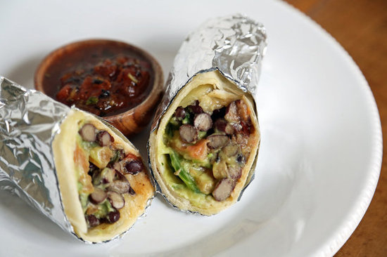 The Anything-Goes Burrito