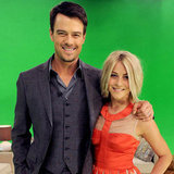 Josh Duhamel and Julianne Hough Promote Safe Haven | Picture