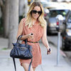 Lauren Conrad Leaving Kate Somerville Spa in LA