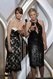 Tina Fey and Amy Poehler had us in stitches when they hosted the 70th Annual Golden Globe Awards in Beverly Hills on January 13.