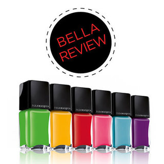 Review of Illamasqua Rubber Brights Nail Varnish