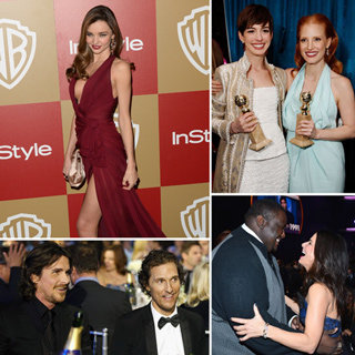 Celebrity Pictures: 2013 Awards Season; Golden Globes