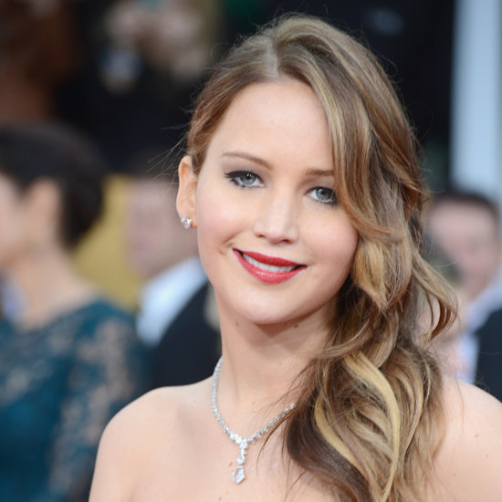 Jennifer Lawrence: SAG Awards Hair 2013
