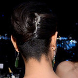 Morena Baccarin: SAG Awards Hair 2013