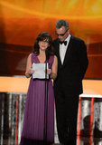 Sally Field and Daniel Day-Lewis