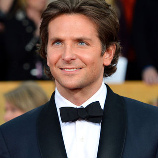 Bradley Cooper at the SAG Awards 2013