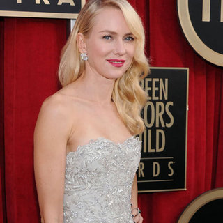 Naomi Watts at the SAG Awards 2013