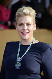 Busy Philipps and Her Bump Kick Off the SAG Awards Red Carpet
