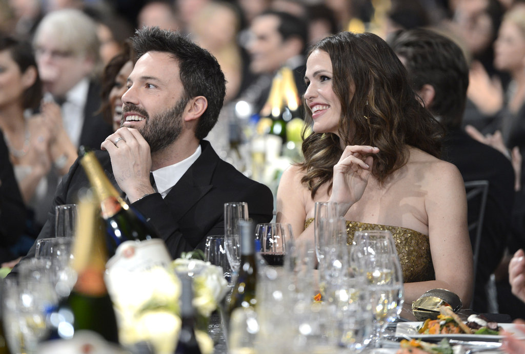 The couple enjoyed the SAG Awards together.