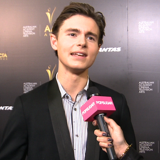 Callan McAuliffe Video Interview on The Great Gatsby