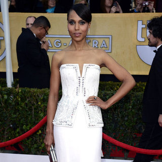 Kerry Washington at the SAG Awards 2013 | Pictures
