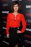 Lizzy Caplan attended Entertainment Weekly Pre-SAG party in LA.