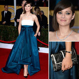 Marion Cotillard: SAG Awards Red Carpet Dresses 2013