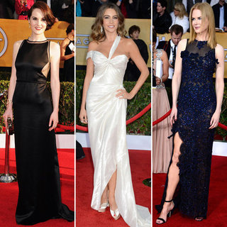 SAG Awards Red Carpet Sexiest Dresses 2013