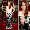 Julianne Moore: SAG Awards Red Carpet Dresses 2013