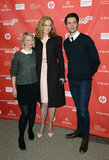 Nicole Kidman Embraces Her Dark Side at Sundance With Stoker