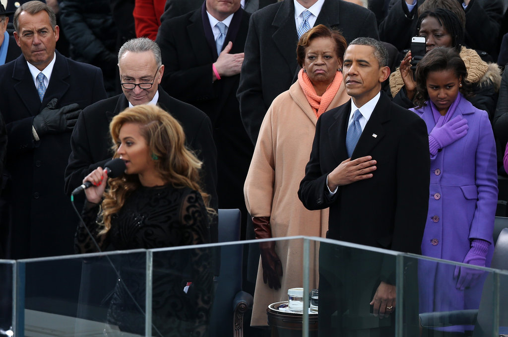 Beyoncé, Eva Longoria and More Stars Celebrate Inauguration Weekend