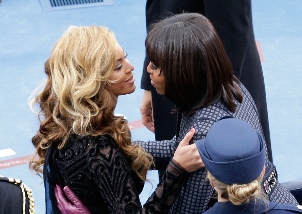 The first lady and Beyoncé make quite the fashionable power couple, don't you agree?