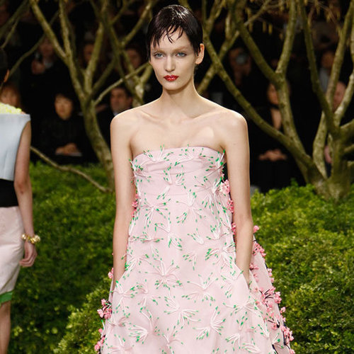 Christian Dior Couture Collection Spring 2013