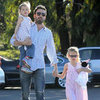 Celebrity Family Pictures Week of Jan. 21, 2013