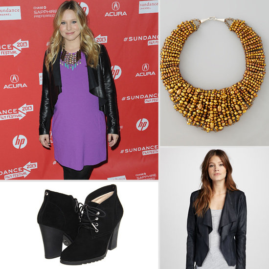 Get Kristen Bell's Casually Chic Sundance Look