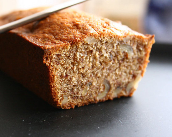 Omega-3 Banana Nut Bread