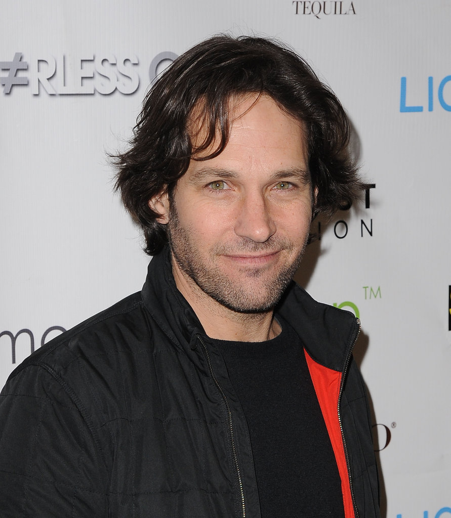 Paul Rudd rocked a laid-back look at Sundance.