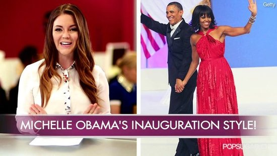 See All of Michelle Obama's Fashionable Looks From Inaugural Weekend!