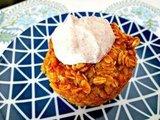 Sweet Potato Baked Oatmeal