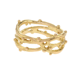 We love the feel of this branch-shaped Broken English ring ($1,150) because it happens to be a perfect balance of free spirited and luxurious.