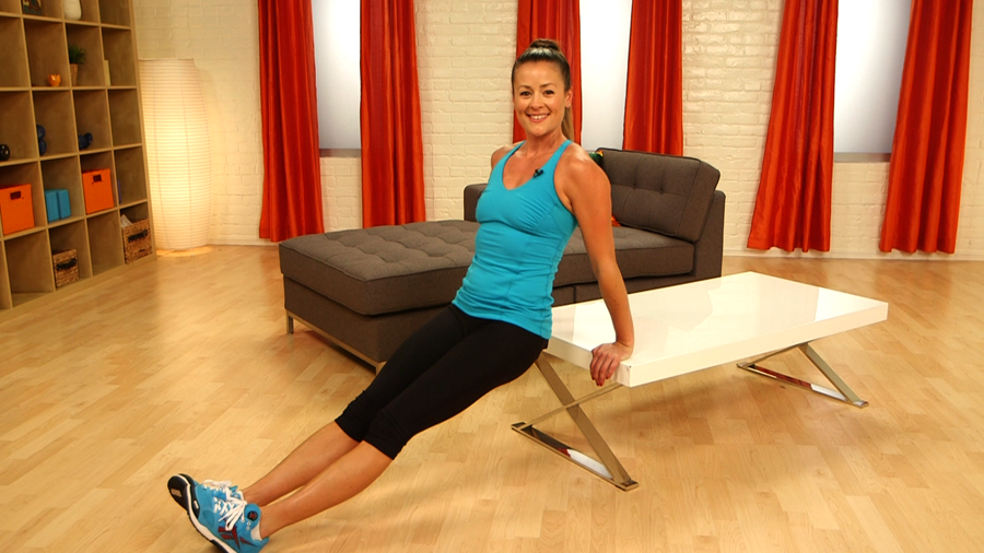 A Workout Fit For Your Living Room