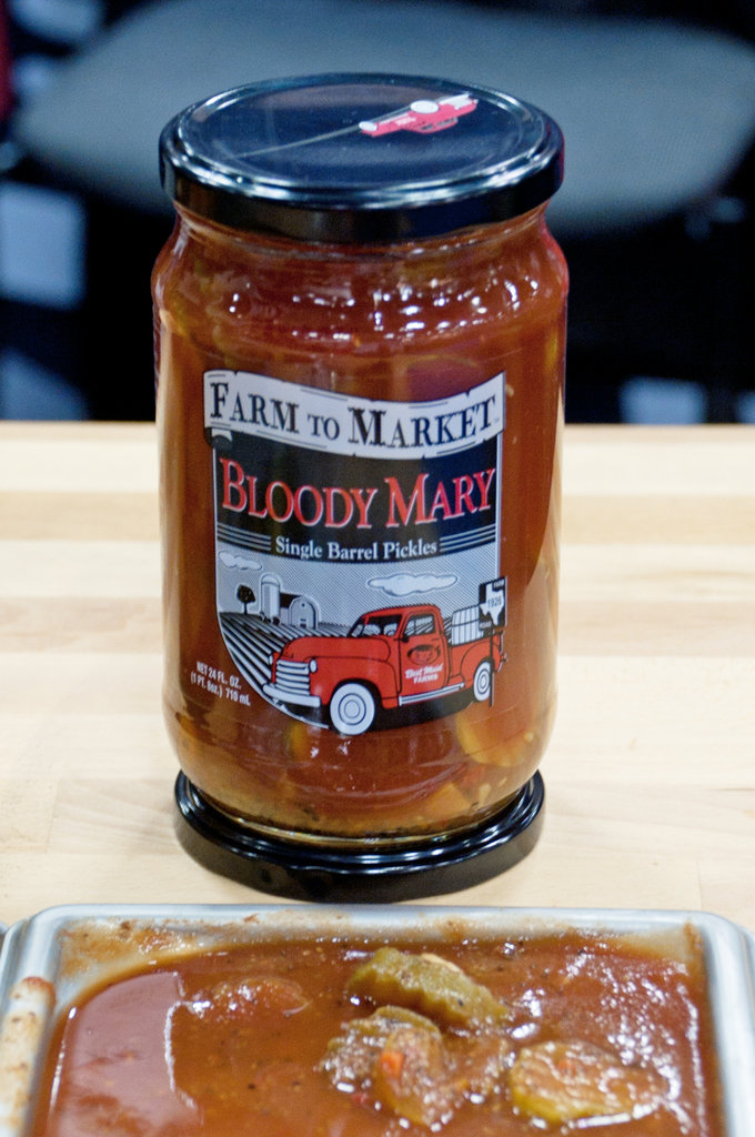 Farm to Market Bloody Mary Pickles