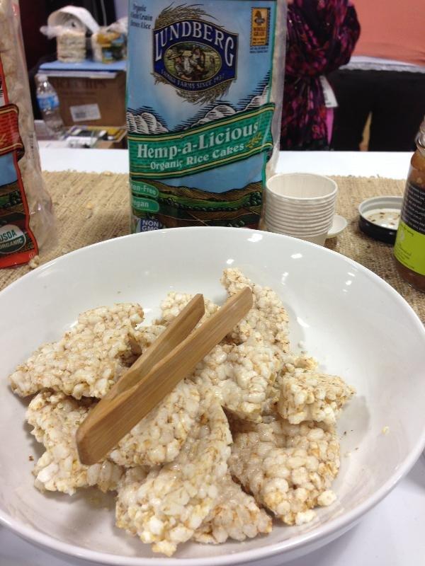 Hemp Rice Cakes