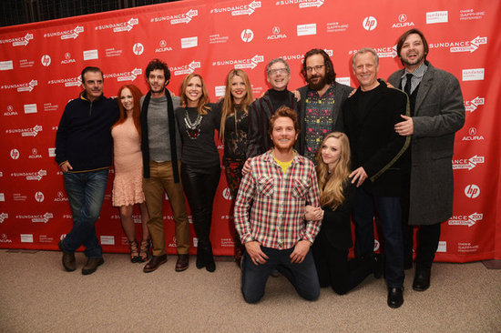 Amanda Seyfried & Peter Sarsgaard Make a Sundance Splash with Lovelace