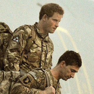 Prince Harry Returns to the UK From Afghanistan