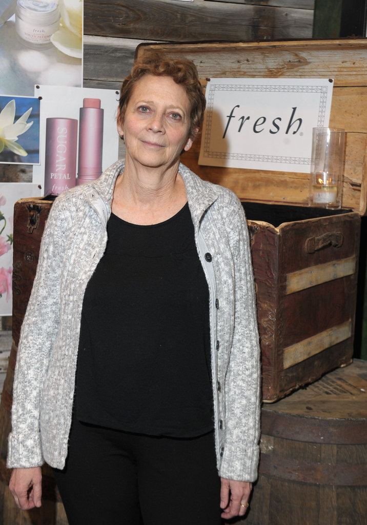 Very Good Girls director Naomi Foner attended the brunch on Wednesday.