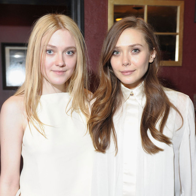 Dakota Fanning and Elizabeth Olsen Sundance Pictures