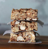 Malted Milk Ball Rice Krispies Treats
