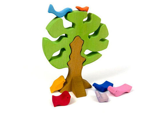 Bird-Tree Puzzle