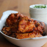 Healthy Chicken Wing Recipe