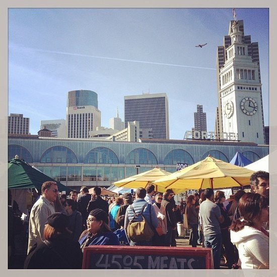 Grab Lunch at the Ferry Plaza Farmers' Market, San Francisco