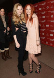 Amanda Seyfried and Juno Temple