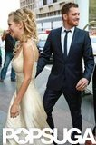Michael Bublé and Luisana Lopilato celebrated their wedding with a May 2011 reception in Vancouver.
