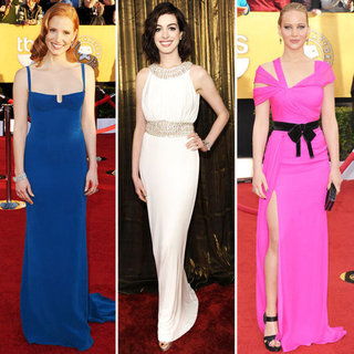 Best Dresses From SAG Awards