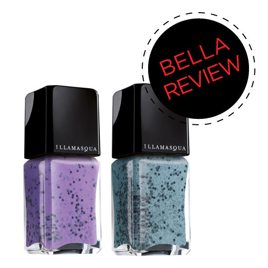 First Look: Illamasqua's Limited Edition Speckled Nail Varnish