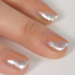 A Nude Nail Art Look in Less Than 5 Minutes
