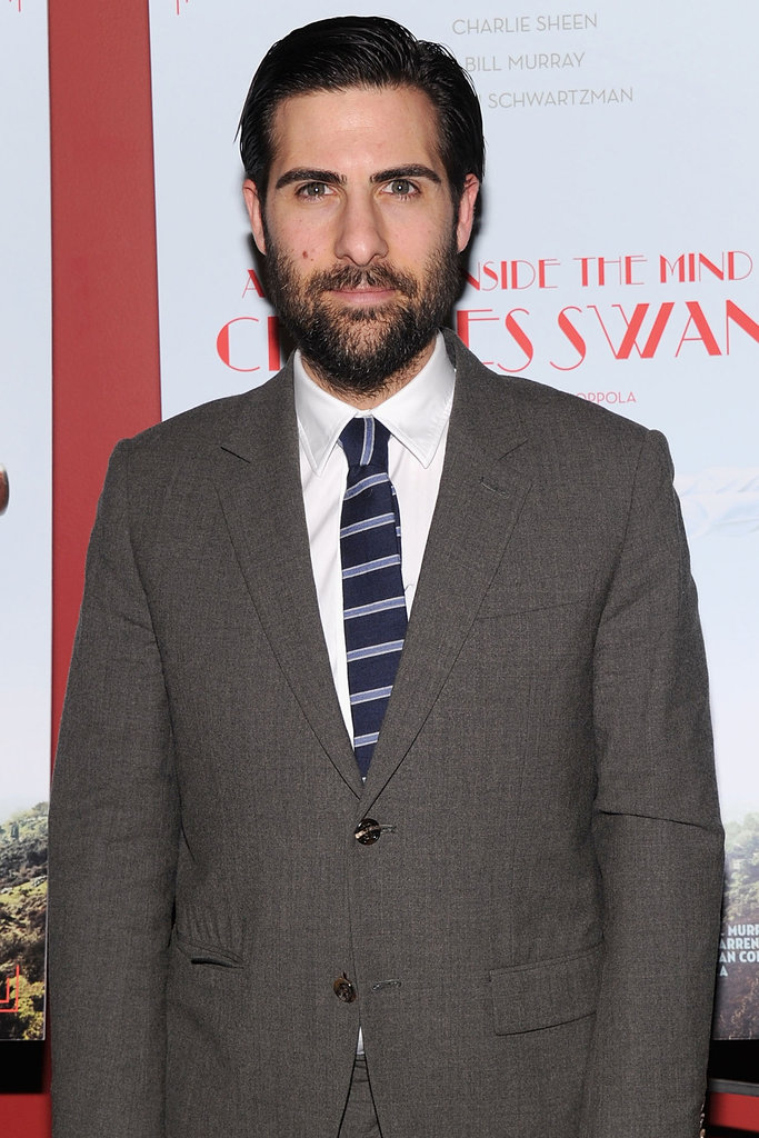 Not only is Jason Schwartzman making a Bored to Death movie, he's also starring in an adaptation of Pictures of Fidelman, with his Bored to Death collaborator Jonathan Ames.