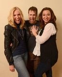 Toni Collette, Sam Rockwell and Maya Rudolph  of The Way, Way Back shared some laughs representing the film.