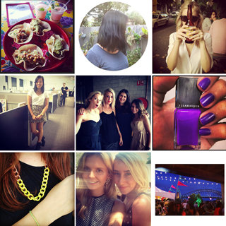 Editors' Instagram Pics: Fashion, Beauty & Celebrities